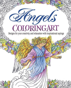 Angels Coloring Art