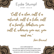 Call it a clan, call it a network, call it a tribe, call it a family. Whatever you call it, whoever you are, you need one.